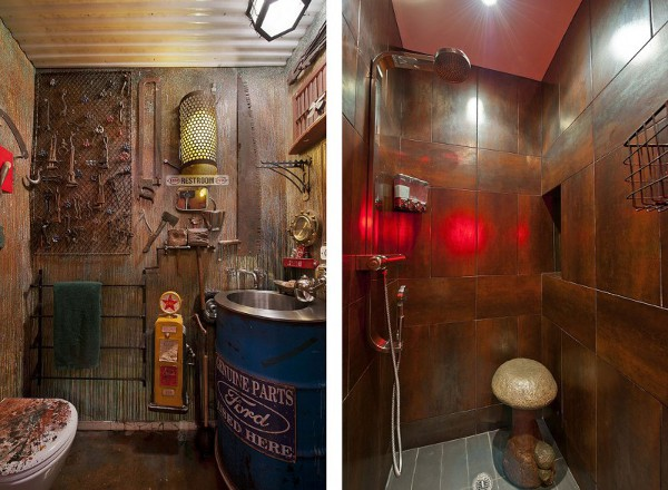 Surreal Steampunk Apartment 6
