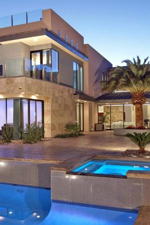 Fray leon house in santiago is impressive - Maison rogers sturz michael lee architects ...