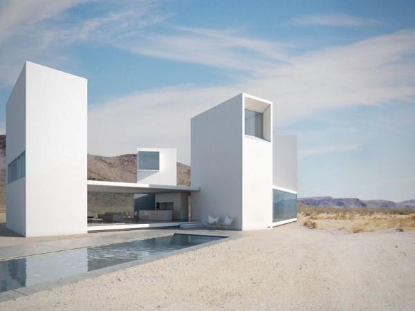 The Four Eyes House 1