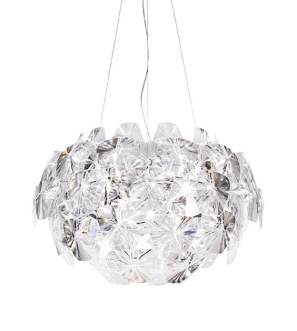 The Hope Chandelier by Luceplan Elegant Modern Chandelier Designs to Suit Your Taste
