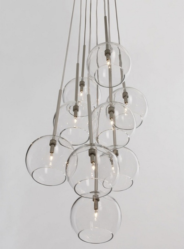 The Ice Chandelier from ABC Carpet Home Elegant Modern Chandelier Designs to Suit Your Taste