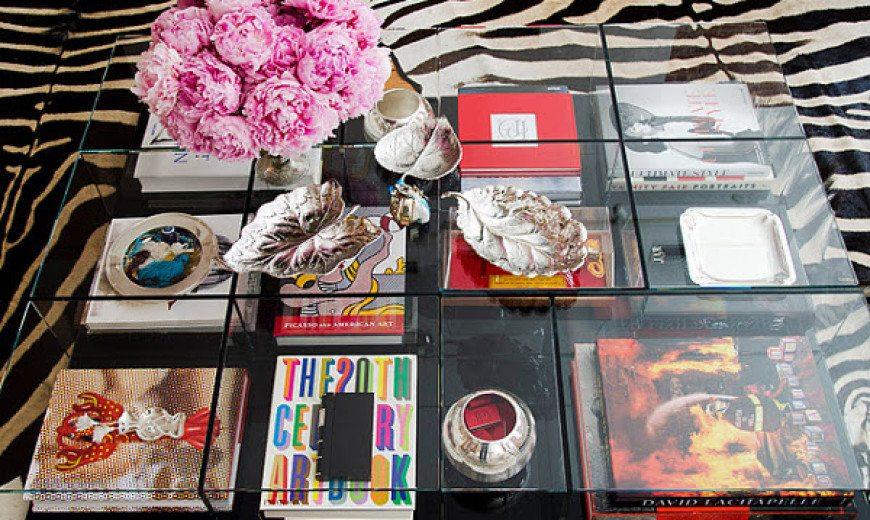 Design the Perfect Coffee Table Vignette