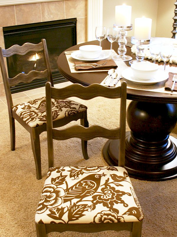 Dining Room Chair Pads Liked I