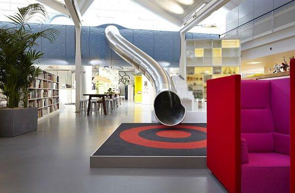 Playful LEGO Department In Denmark By Rosan Bosch U0026 Rune Fjord