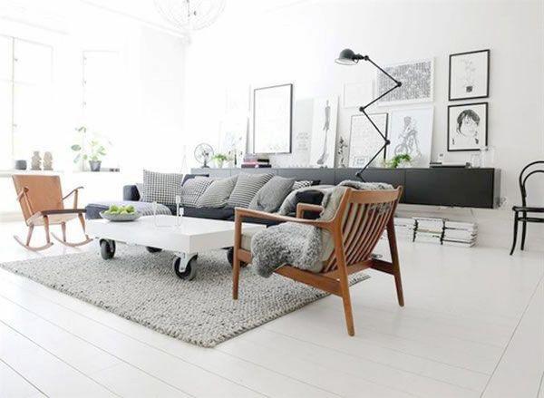 modern-Swedish-Interior-black-and-white