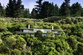 Fabulous Isolated Family Vacation Home in New Zealand