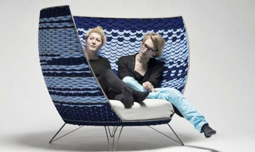 Soft Big Basket by Ola Gillgren With Every Part Visible