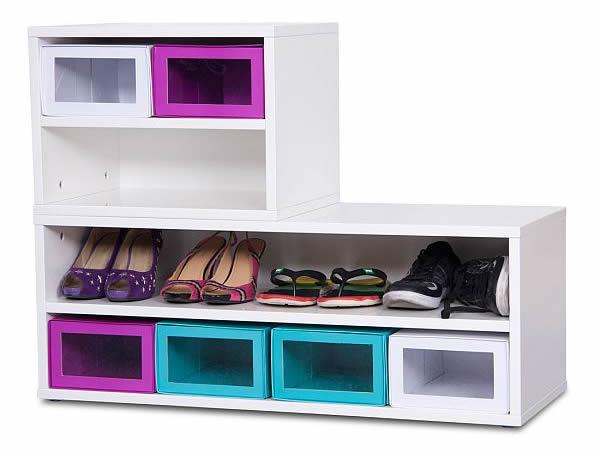 Box Base Shoe Cabinet
