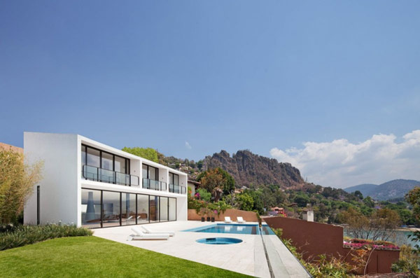 Casa Cardenas 2 Defining a minimalist lifestyle: Casa Cardenas in Mexico