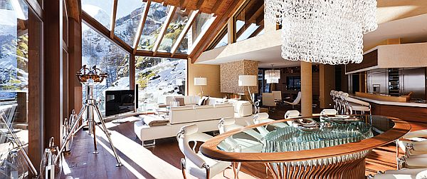 Chalet Zermatt Peak in the Swiss Alps 12