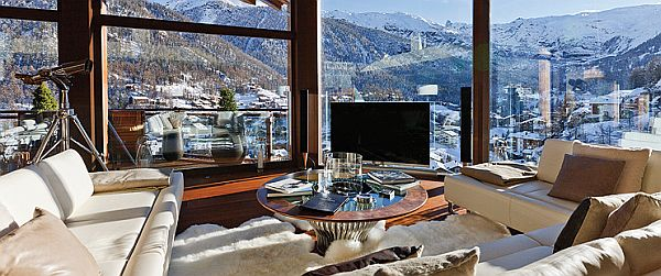 Chalet Zermatt Peak in the Swiss Alps 5