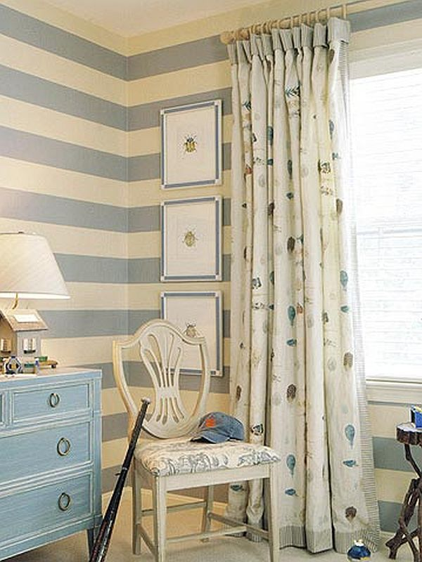 checked drapery design ideas - Drapery Design Ideas
