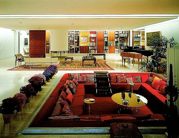 Eero Saarinen Miller Residence 11