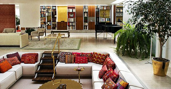 Eero Saarinen Miller Residence 12