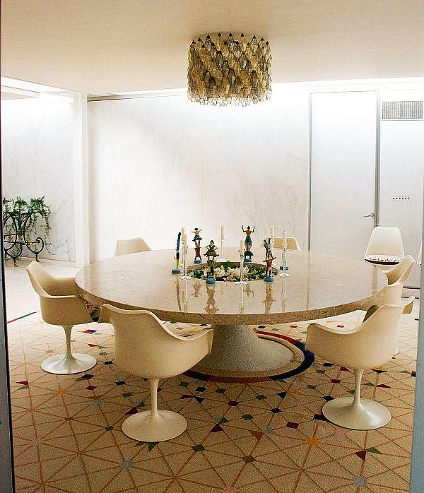 Eero Saarinen Miller Residence 21