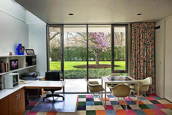 Eero Saarinen Miller Residence 24