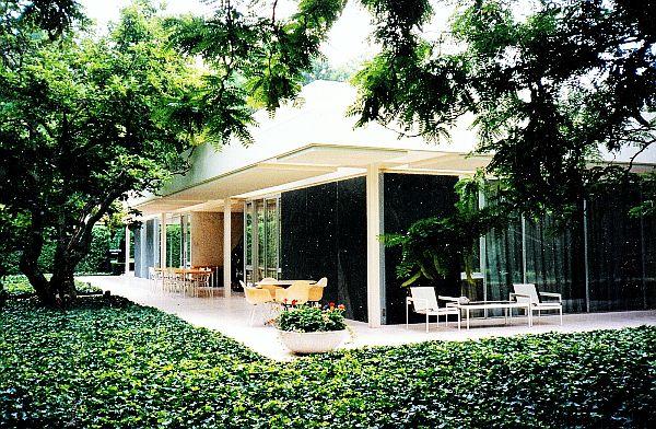 Eero Saarinen Miller Residence 4
