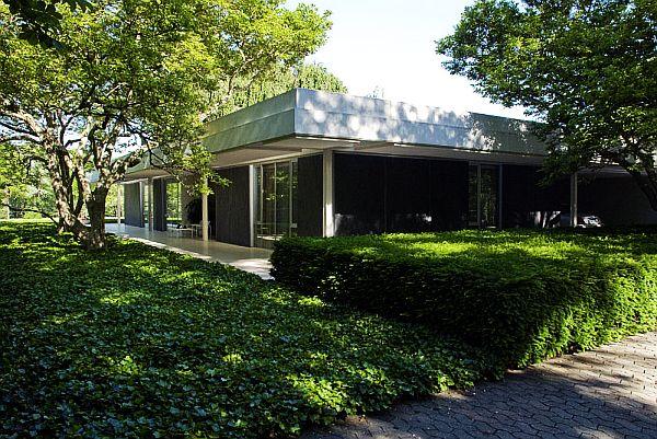 Eero Saarinen Miller Residence 5