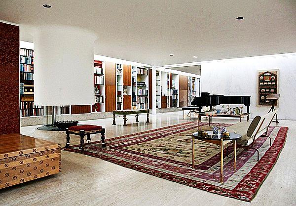 Eero Saarinen Miller Residence 9