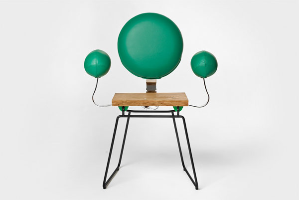 Enki 1 Fun Individuale Chair Collection by Life Given A Shape