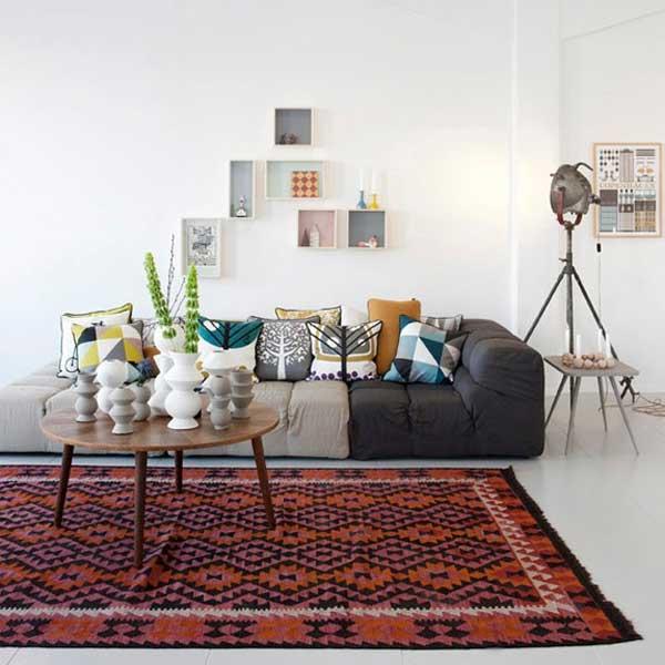 clairvoyants and interior design ferm living showroom. Black Bedroom Furniture Sets. Home Design Ideas