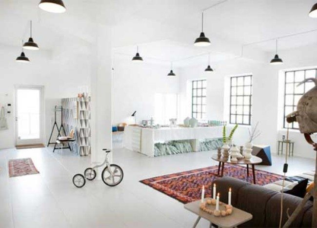 Clairvoyants and Interior Design – Ferm Living Showroom