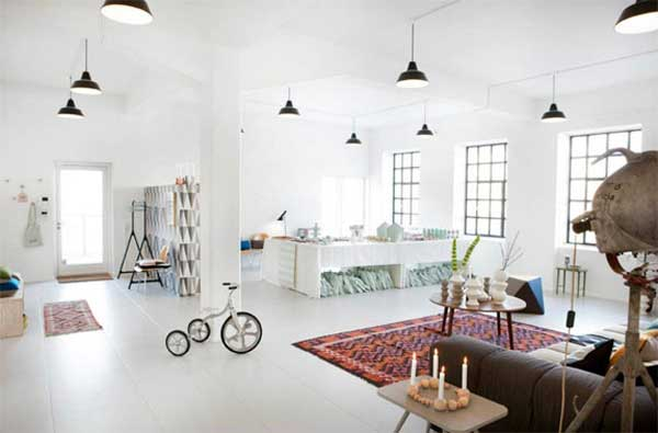 Clairvoyants and interior design ferm living showroom for Danish design meubels