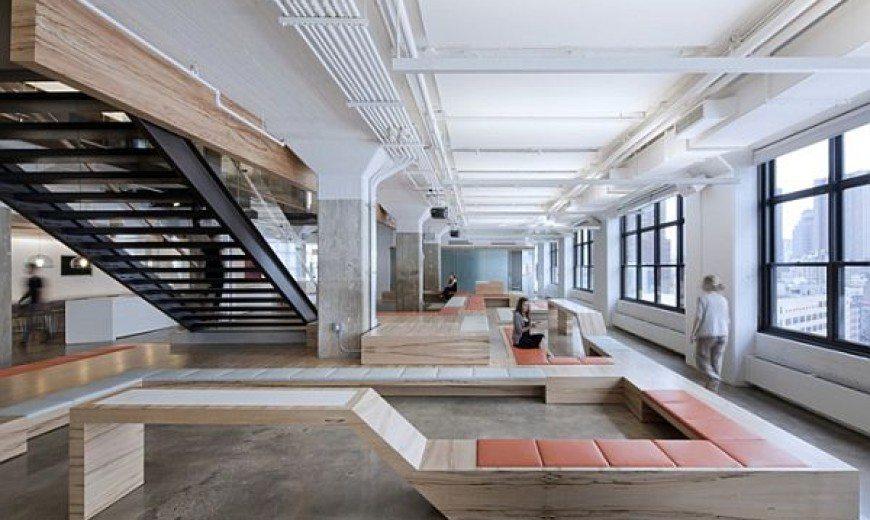 Office Design: Horizon Media Offices in New York