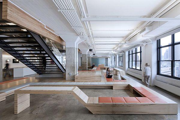 office design horizon media offices in new york