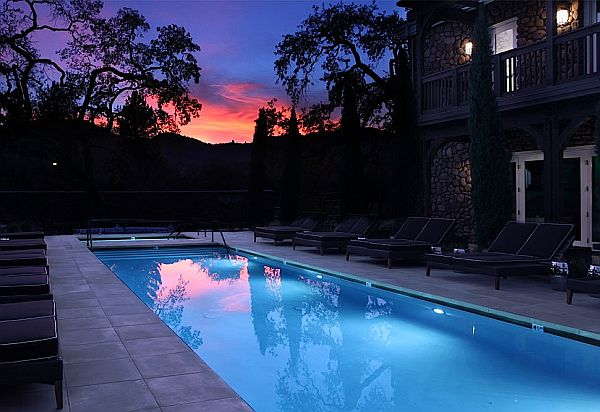 Hotel Yountville in Napa Valley Hotel Yountville in Napa Valley is the Ultimate in Luxury