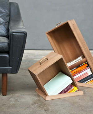 Ingenious Shelving Units