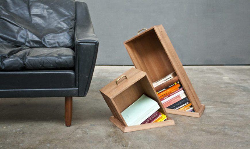 Shelving Units in a New Fashion