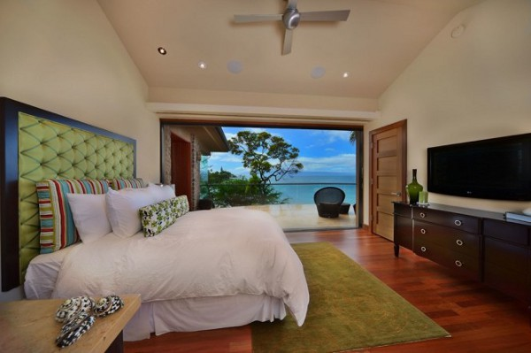 Jewel of Kahana Beach House 19 Jewel of Kahana Beach House in Maui Offers Luxury at its Best