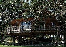 Largest Tree House in the World is a Perfect Summer Retreat