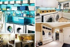 33 Coolest Laundry Room To Design
