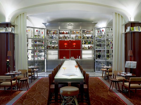 Le Royal Monceau Hotel 2 Hotel Design: Le Royal Monceau Hotel in Paris Spells Luxury