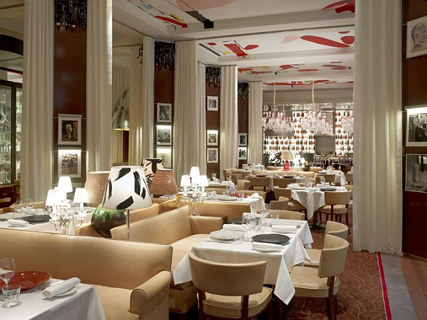 Hotel design le royal monceau hotel in paris spells luxury for Restaurant le jardin royal monceau