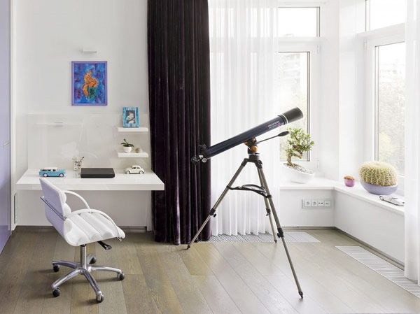 Luxurious Moscow Apartment 10