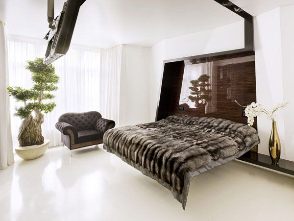 Luxurious Moscow Apartment 11