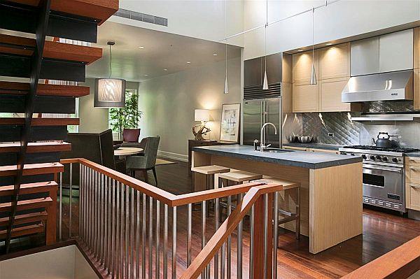 Luxury-kitchen-design-countertop-with-sink