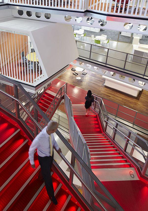 Macquarie Group Offices London 4 Decoist