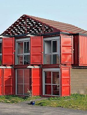 Maison Container by Patrick Partouche 1
