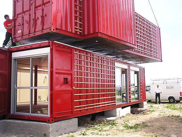 Maison Container by Patrick Partouche 30
