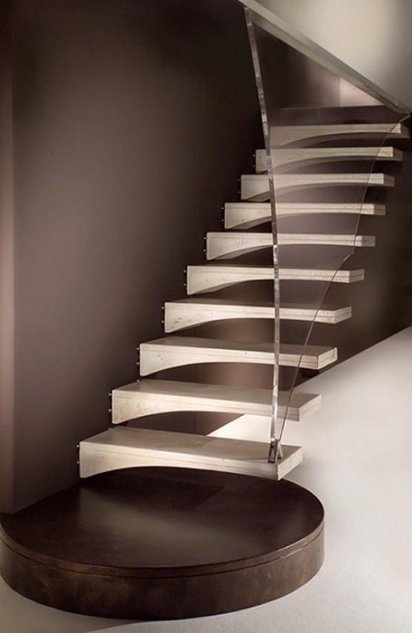 Maretti staircases for Maretti scale