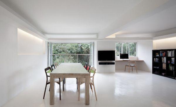 Minimalist Singapore House 3