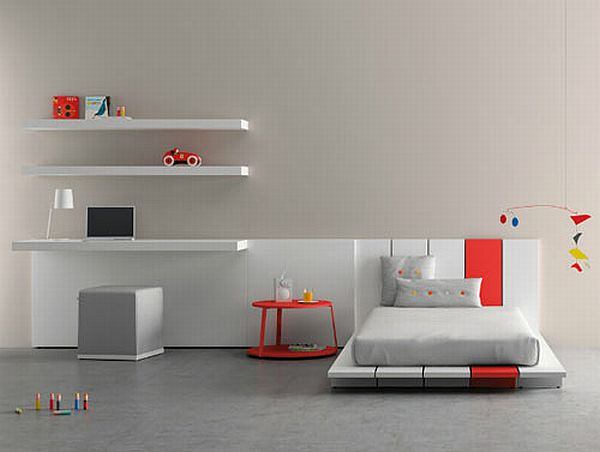 modern kids furniture from bm furniture