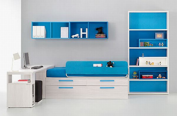 Image of: Modern Kids Furniture Throughout View In Gallery Modern Kids Furniture From Bm
