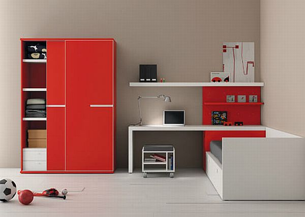 Modern kids furniture from bm furniture for Modern kids furniture