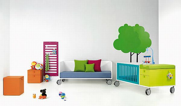 Modern Kids Furniture From BM