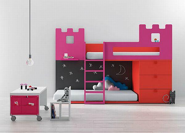 Modern Furniture Kids modern kids furniture from bm furniture